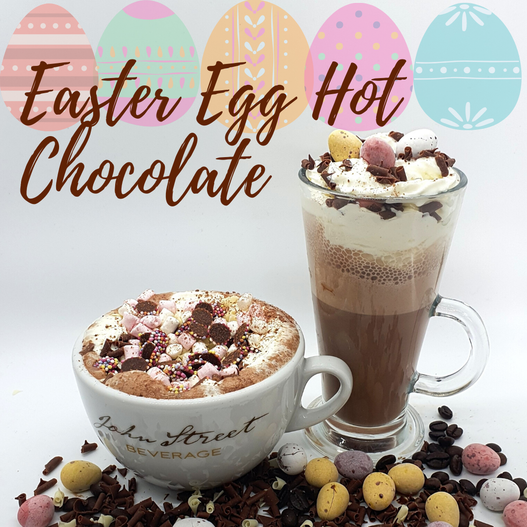 Easter Egg Hot Chocolate