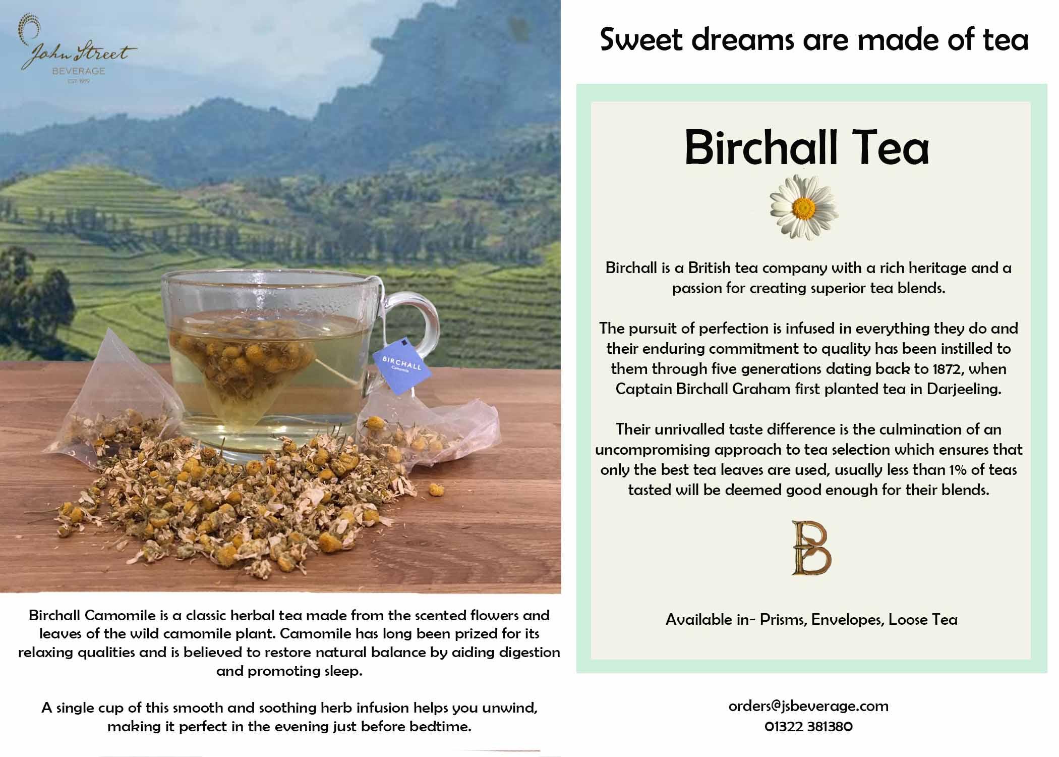 Birchall Camomile