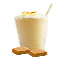 Butterscotch Milkshake