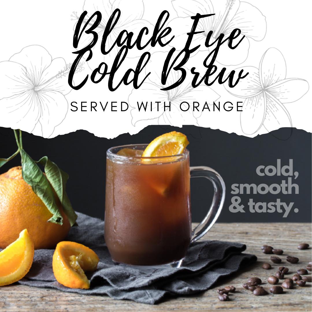 Orange Cold Brew