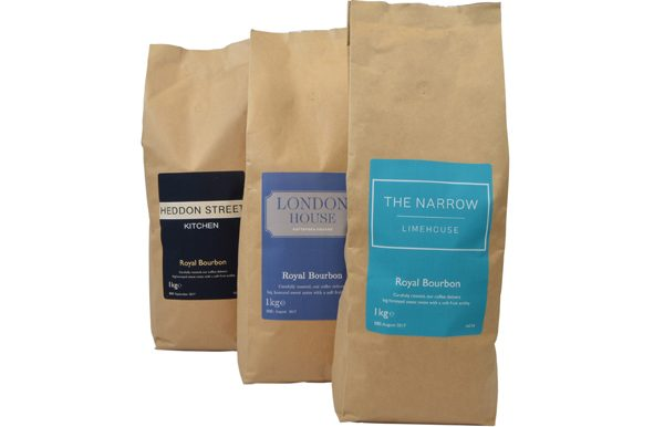 private label coffee labels