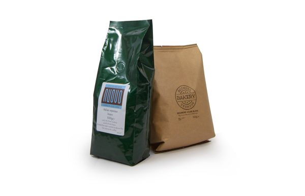 private label coffee bag types
