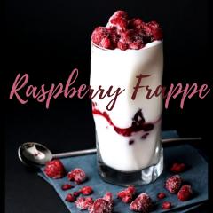 Raspberry Frappe