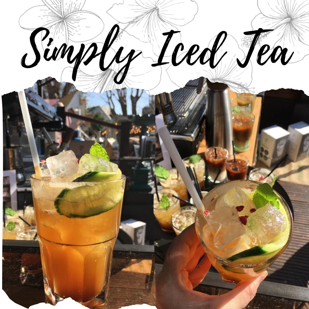 Simply Iced Tea