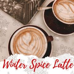 Winter Spice Latte